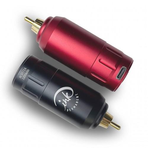 Tattoo Battery Wireless Power Supply RCA