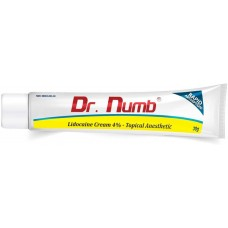 Dr. Numb 4% Topical Anesthetic Cream Vitamin E 30ml