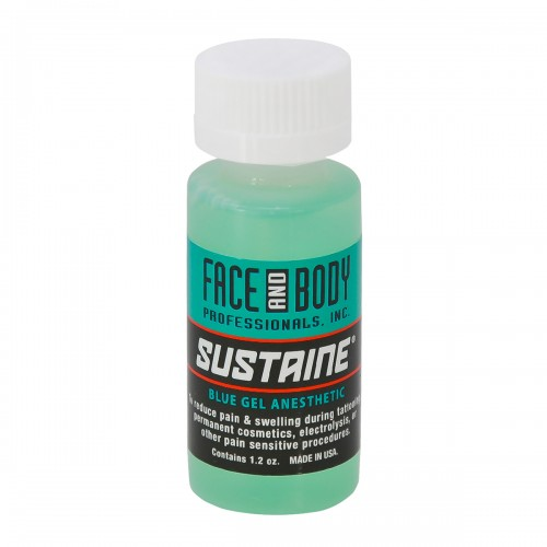 FACEANDBODY Sustaine Blue Gel
