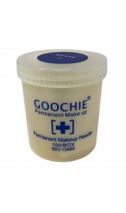 Goochie Disposable Needles And Needles Cups