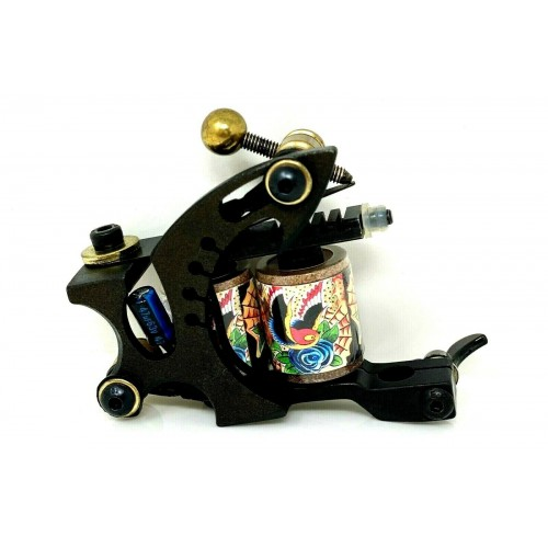 Hummingbird High Quality Coiled Tattoo Machine