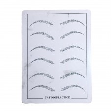 Training Mat For Beginners Eyebrows